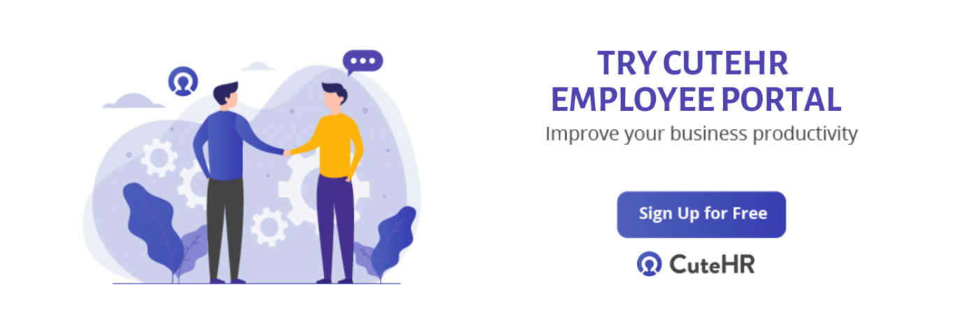 CUTEHR EMPLOYEE PORTAL SIGNUP