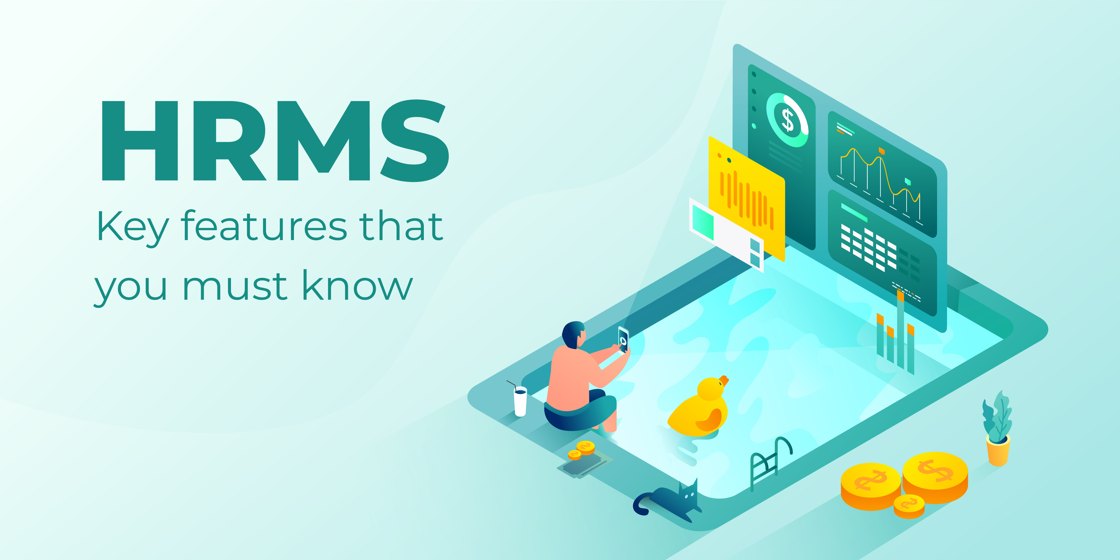 HRMS Key features that you must know