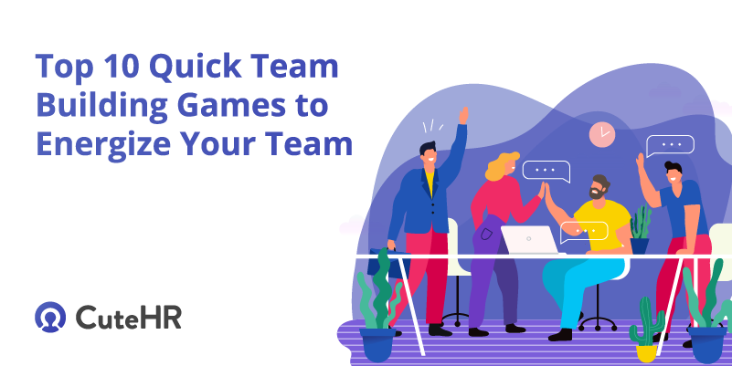 team building games blog