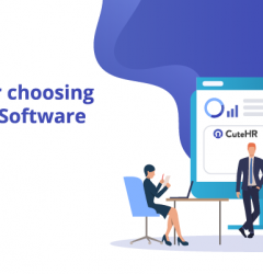 Checklist for choosing the Best HR Software blog banner