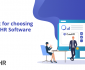 Checklist for choosing the Best HR Software blog banner