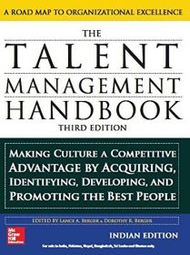 Talent Management Handbook by Lance A Berger, Dorothy R Berger  HR Books