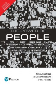 The Power of People by Nigel Guenole, Jonathan Ferrar & Sheri Feinzig HR Books