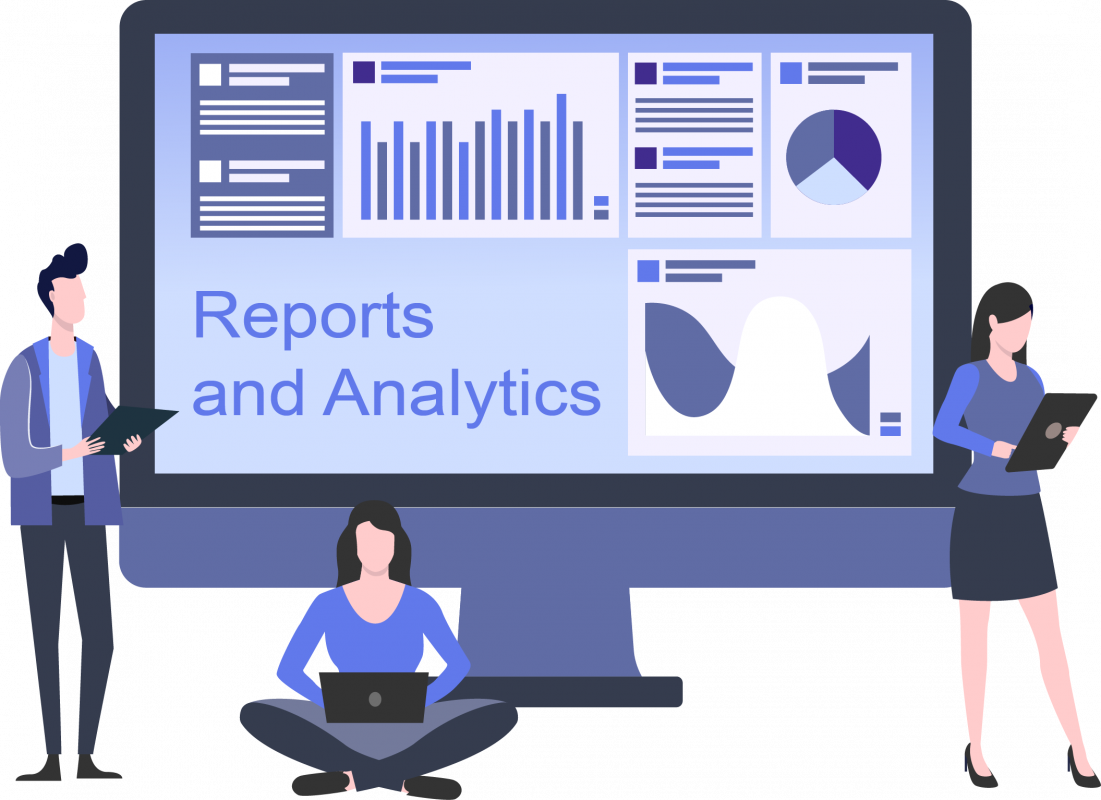 Reports and Analytics cUTEhr