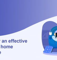 7 Skills for an effective work from home experience
