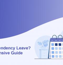 dependency leave