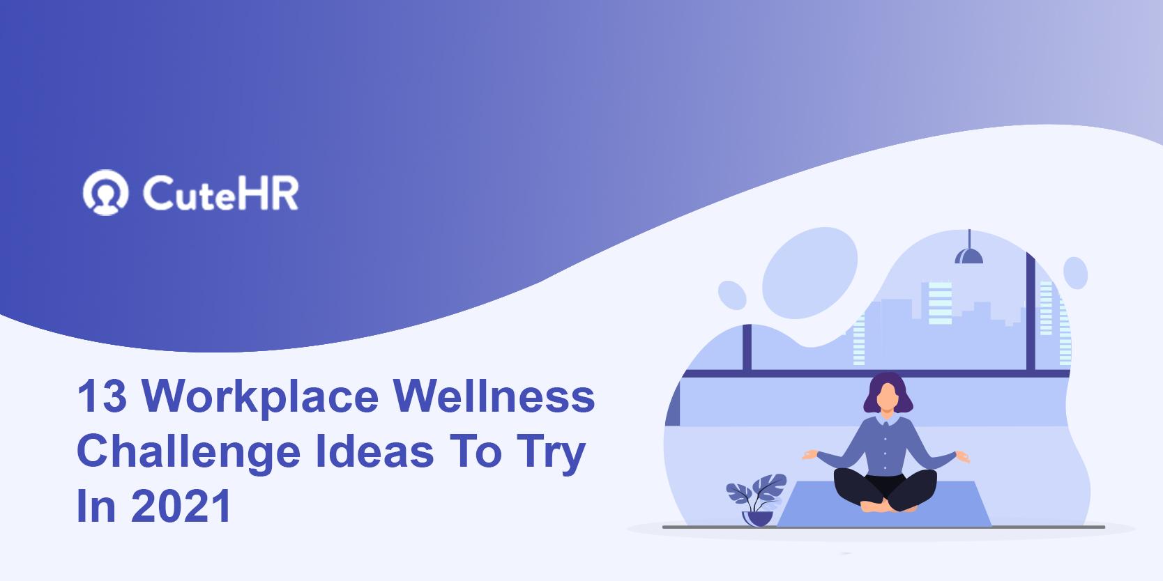 Workplace Wellness_Challenge